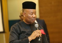 Godswill Akpabio has lost his petition at the tribunal in Akwa Ibom