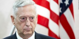 US Secretary of Defense James Mattis has resigned