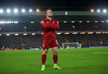 Xherdan Shaqiri came off the bench and scored twice for Liverpool against Manchester United