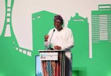 Babajide Sanwo-Olu, All Progressives Congress governorship candidate