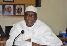 Dr Garba Abari, DG Orientation National Agency