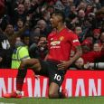 Marcus Rashford scored a brilliant goal as Manchester United beat Brighton 2-1 at Old Trafford