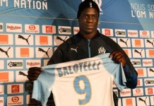 Mario Balotelli has joined Marseille from Nice