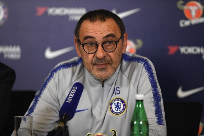 Maurizio Sarri is expected to join Juventus next week