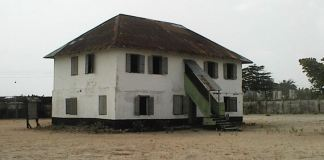 Nigeria's first storey building is located in Badagry, Lagos