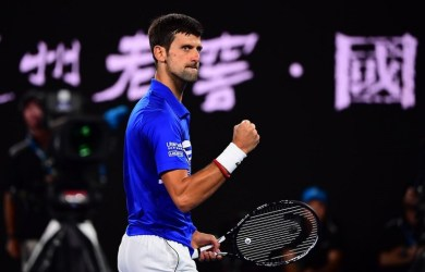 Novak Djokovic has won his seventh Australian Open Grand Slam