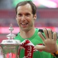 Petr Cech won five FA Cup - four with Chelsea and once at Arsenal