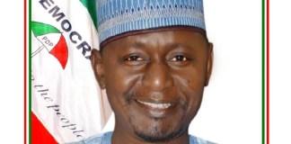 Senator Gamawa Babayo Garba has been suspended by the PDP
