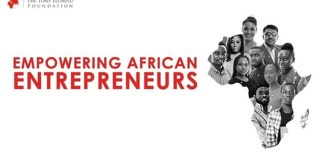 The Tony Elumelu Foundation has opened the 5th cycle of $100m Entrepreneurship Programme