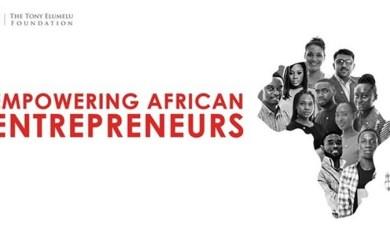 The Tony Elumelu Foundation has opened the 5th cycle of $100m Entrepreneurship Programme