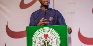 Vice President Yemi Osinbajo says Nigeria is bound for greatness