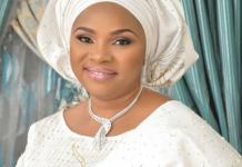 Amina Yahaya, wife of the Governor of Kogi has been involved in a motor accident