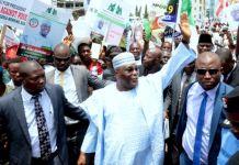 PDP presidential candidate, Atiku Abubakar