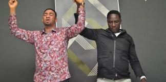 Dr Chris Okafor and Prophet Jeremiah Omoto Fufeyin
