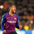Malcom scored a delicious equaliser for Barcelona against Real Madrid in the Copa del Rey