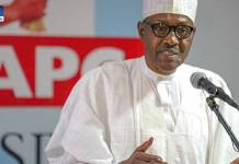 President Muhammadu Buhari says the election will be free and fair across the country APC