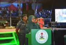 Aisha Buhari has met with governors wives over insecurity in Nigeria