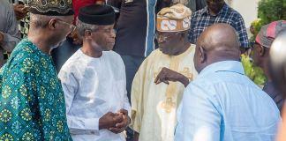 Asiwaju Bola Tinubu has described Vice President Yemi Osinbajo as a worthy ally