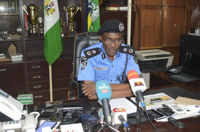 Commissioner of Police for Kano State, Mohammed Wakili