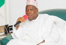 Governor Abdullahi Ganduje of Kano