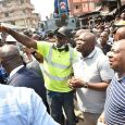 Governor Akinwunmi Ambode at Ita Faaji, Lagos Island where a building will school children collapsedGovernor Akinwunmi Ambode at Ita Faaji, Lagos Island where a building will school children collapsed