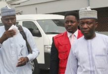 Muhammad Dele Belgore is standing trial for N450m fraud