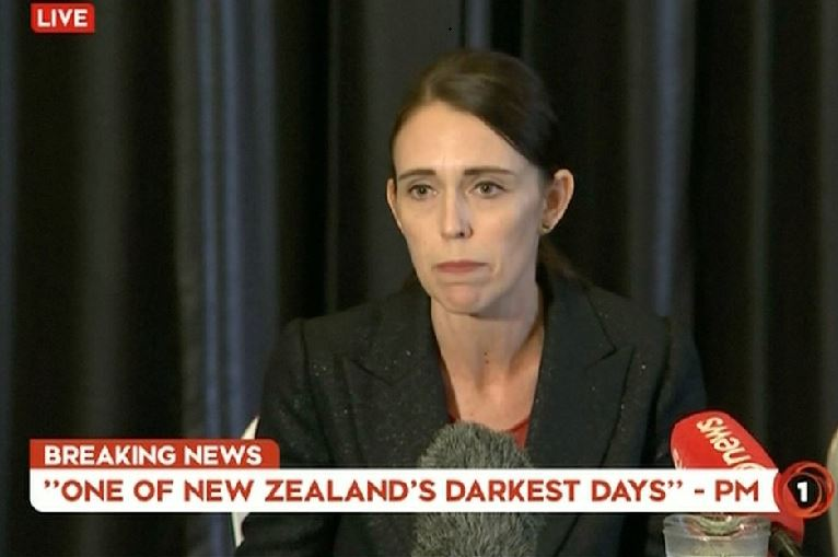 New Zealand Prime Minister Jacinda Ardern has described it as a terrorist attack