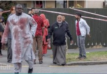 Nigerian Alabi Lateef survived the terrorist atttack on Linwood Masjid mosque in Christchurch, New Zealand