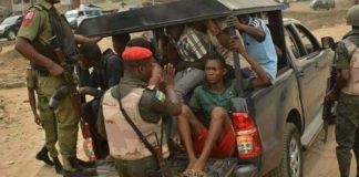 Police arrest suspected cultists in Ikorodu