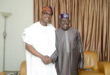 Prince Dapo Abiodun, Ogun governor-elect and Asiwaju Bola Tinubu