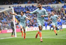 Reuben Loftus Cheek scored the winner as a poor Chelsea side came from behind to beat Cardiff 2-1