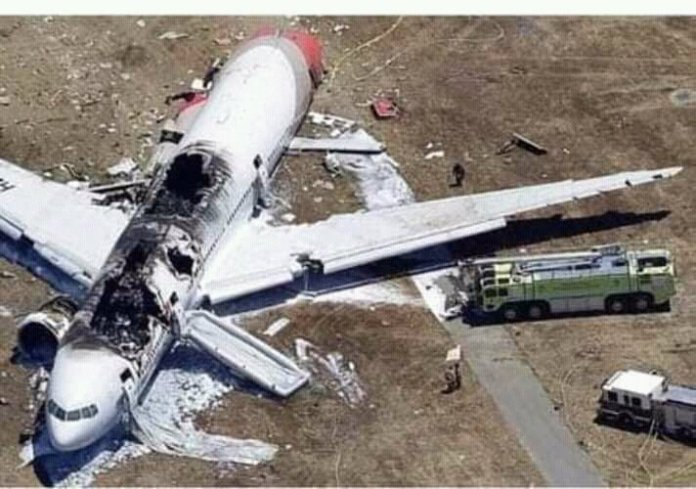 The crashed Ethiopian Airlines Airbus 737 Max 8