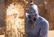 Will Smith stars as a genie in new Aladdin movie