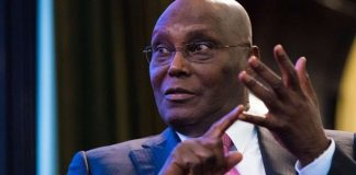 Former Vice President Atiku Abubakar has sacked 46 staff on Workers Day