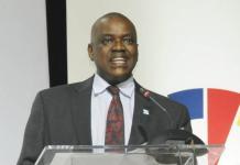 Botswana's President Mokgweetsi Masisi