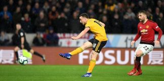 Diogo Jota has had a hand in nine goals in his last seven Premier League games at Molineux (six goals, three assists), having failed to score or assist a single goal in his first six at the ground