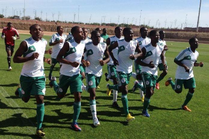 Future Chelsea star Adrian Akande has picked Nigeria over England