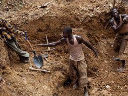 Gold mining in Zamfara is mostly illegal
