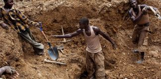 Gold mining in Zamfara is mostly illegal