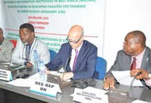 ICPC and ECOWAS deliberate on fighting corruption in Nigeria
