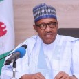 President Muhammadu Buhari addresses muslims