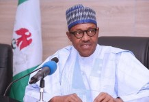 President Muhammadu Buhari directed that the borders be closed