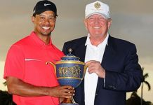 President Donald Trump to present Tiger Woods with the Presidential Medal of Freedom