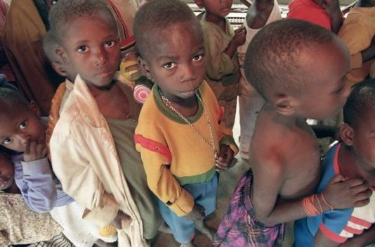 UNICEF says 95,000 children were orphaned in the genocide education medical care