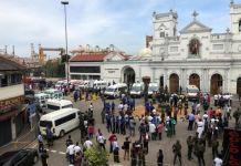 Sri Lanka blasts targeted churches and hotels