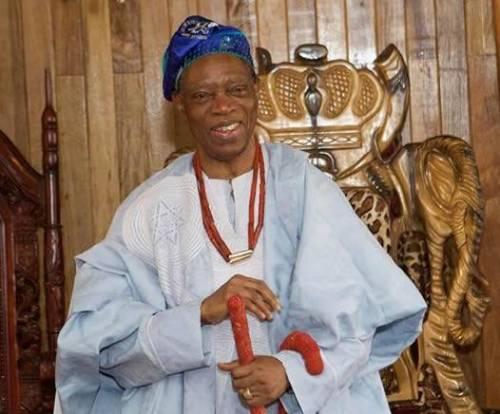 Oba Folagbade Olateru-Olagbegi, the Olowo of Owo
