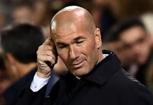 Zinedane Zidane Real Madrid Head Coach