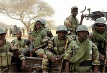 Nigerian troops have destroyed Boko Haram hideout in Sambisa Forest