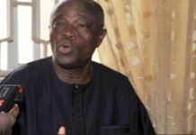 Former Minister of Works, Adeseye Ogunlewe has dumped PDP for APC