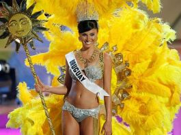 Former Miss Uruguay Fatimih Davila Sosa was found hanged in Mexico City hotel